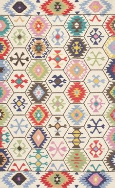 Toubqal Hand-Tufted Area Rug