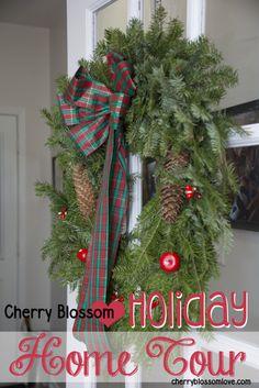 25 Days of Christmas: Holiday Home Tour