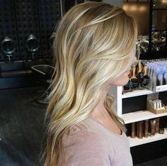 Dark Root Balayage Hairstyles Ideas 2018