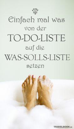 Wir hätten da ne Idee fürs Wochenende ;-)  www.travelbook.de
