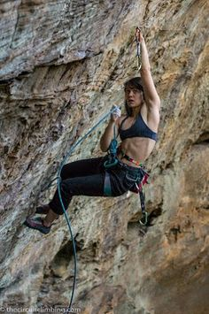 Zoe Steinberg: be stubborn, overcome your mind, and try climbs that are too hard for you