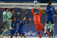Chelsea continue brilliant form under Thomas Tuchel with a routine 2-0 win over Everton, as recalled Kai Havertz plays a big part in both goals to send Blues four points clear of rivals in fifth. Chelsea Football, Chelsea Fc, Premier League, Chelsea Match, Carlo Ancelotti, Own Goal, Free Kick, Stamford Bridge, Referee