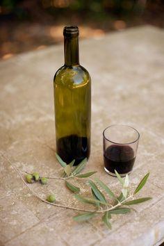 ♔ Vino rosso