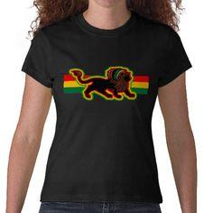 Jah King Tee Shirts