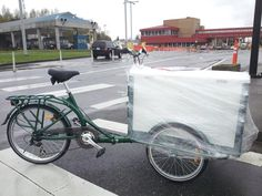 Icicle Tricycles Used Ice Cream Bike for Sale