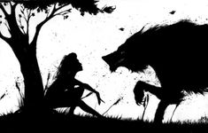wolf/girl