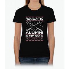 Limited Edition Hogwar Harry Potter Womens T-Shirt