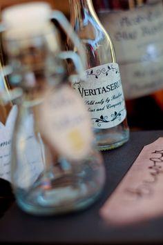 Veritaserum for vodka?