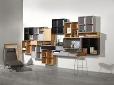 Hammel Furniture updated their cover photo. Furniture Update, Danish Design, Cover Photos, Corner Desk, Bookcase, Shelves, Hem, Home Decor, Corner Table