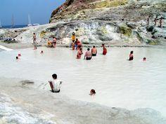 Vulcano island, Aeolian Islands, Sicily, Italy - Travel via Italy