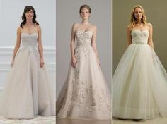 22 Colorful Wedding Dresses For The Bride Who Wants To Stand Out - Weddbook