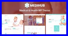 #bootstrap #clinic #dental #dentist #doctor #envato #free nulled theme #hospital #html5 #medic #medical #medicine #online appointment #online booking #physiotherapy #plastic surgery #psychiatrist #psychologist #site templates #theme forest #veterinary #wordpress free #wordpress templates #wordpress theme Click For Demo & DownloadMediHub is a Responsive quick and easy customizable Modern Multipurpose Medical & Health WP Theme with 6+ Home page variations. MediHub offers numerous awesome fe...