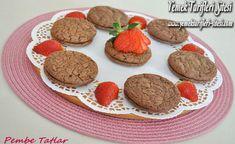 Sandviç Browni Kurabiye Tarifi – Sandviç tarifi – Las recetas más prácticas y fáciles Brownie Cookies, Cookie Recipes, Diet Recipes, Recipe Sites, Nutella, Brownies, Sandwiches, Food And Drink, Meals