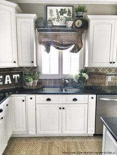 36 Farmhouse Kitchen Decor Ideas To Transform Your Tags More Search Theme Wall