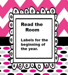 Reading : Read the Room