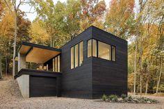 간단해서 호감! 30평대 전원주택 디자인