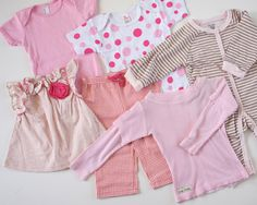 Wittlebee / Monthly Kids Clothing Club  - Pretty in Pink