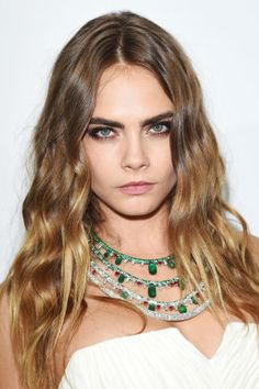 The best celebrity beauty looks spotted at Cannes: Cara Delevingne's tousled waves