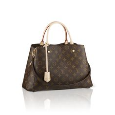 Montaigne MM via Louis Vuitton