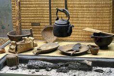 Ainu Kitchen Utensils