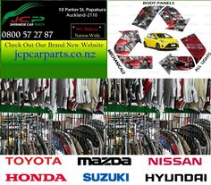 JCP Car Parts is the best seller of Car Parts Auckland. Buy low-priced Auto parts with high quality from JCP Car Parts in Auckland. Sell Used Car, Buy Used Cars, Used Car Parts, Car Buyer, Extra Mile, Aftermarket Parts, Japanese Cars, Car Ins, Old Cars