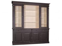 Büroschrank abschließbar  großes Bücherregal mit Leiter, Büroschrank, abschließbar ...