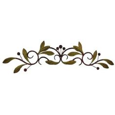 Olive branch. Thinking of getting this as a tattoo.