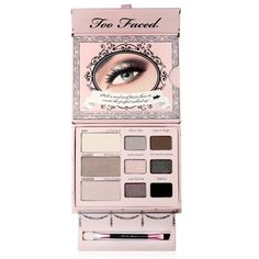 Too Faced Cosmetics, Naked Eye Palette, 0.36-ounce $30.00
