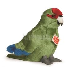 Peluche Periquito de Kakariki Hermann Teddy Vintage Soft, Retro Vintage, Plushies, Parrot, Birds, Animals, Types Of Animals, Parakeets, Wings