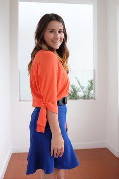 look-saia-babados-azul-camisa-laranja-nozinho-verao-leviza-drops-das-dez-2