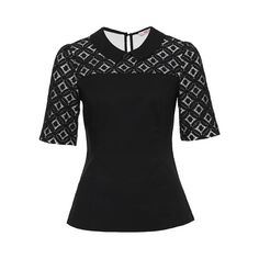 Review Australia   Kennedy Fitted Top   Shop Tops Online from Review via Polyvore
