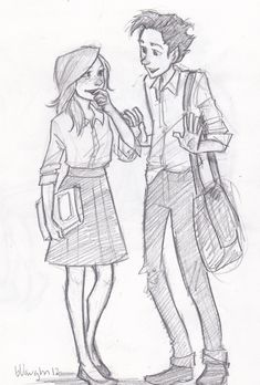 harry potter victoire weasley and teddy lupin image harry potter victoire weasley and teddy lupin image Teddy Lupin, Drawing Sketches, Art Drawings, Character Inspiration, Character Art, Timberwolf, Image New, Desenhos Harry Potter, Bug Art