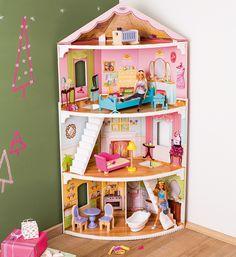 Order doll corner, including 9 home furnishings online -. JAKO-O