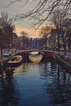 December in Amsterdam by Ida Birova on 500px