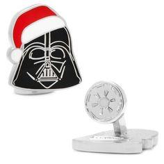 Star Wars™ Enameled Merry Sithmas Cufflinks - BedBathandBeyond.com