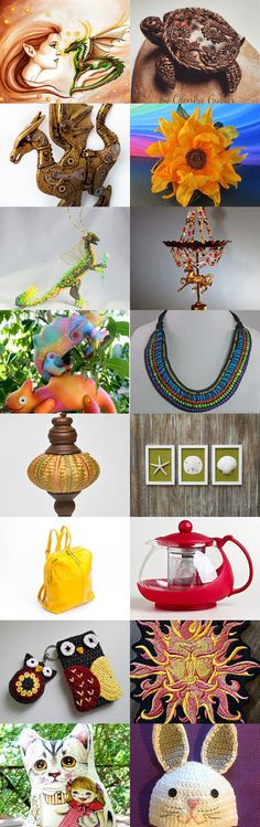 Just Look What I Found  by Deb Wise on Etsy--Pinned+with+TreasuryPin.com
