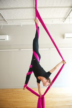 Amazing - I'd love to be strong enough to do this one day