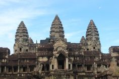 I have been fortunate enough to see the lofty Incan citadel of Machu Picchu, the Great Pyramids of Ancient Egypt and Petra, Jordan's 'rose red city half as old as time'…But nothing could prepare me for the thrill and awe of seeing Angkor Wat for the first time. It is the world's largest religious building, representing heaven on earth.