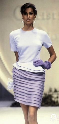 1992 Christian Dior, Spring-Summer Couture