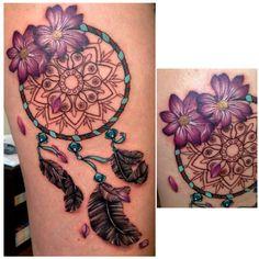 Tattoo by Jen. Follow her on instagram @jennifersterrytattoo