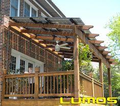 Certified Solar installation of Lumos LSX - St. Charles, Missouri