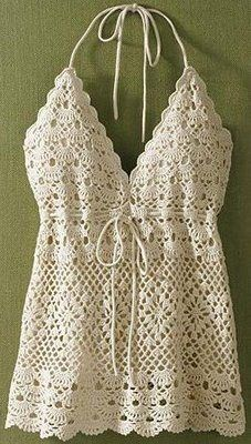 crochet chamisol by jane