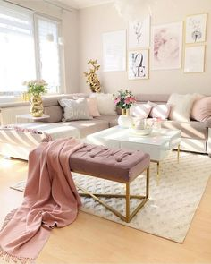 Kare Design: How To Add 10 Finishing Touches To Bring Style Home Living Room Decor Cozy, Elegant Living Room, Bedroom Decor, Design Bedroom, Apartment Chic, Apartment Living, Sweet Home, Kare Design, Living Room Inspiration