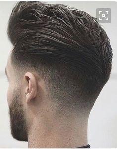 Cortes de pelo con degrade para hombre