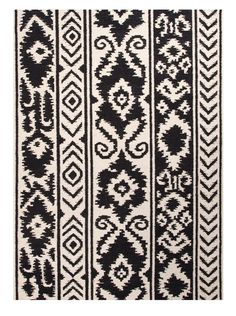 Jaipur Rugs Flat-Weave Tribal Wool Rug at MYHABIT