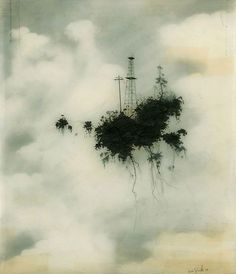 Brooks Shane Salzwedel's resin artwork » Lost At E Minor: For creative people