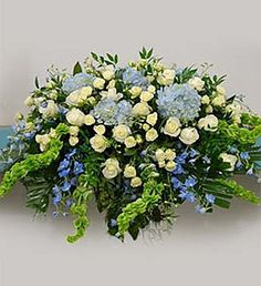 Wild Blue Yonder Tribute (Thistlewood Flower Market in Lebanon, MO)