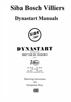Lucas Dynastart Wiring Diagram 2007 Hyundai Accent Radio 119 Best Vintage Auto Manual Covers Images Antique Cars Retro Contentsbritish Anzani Mag Twin Single Type Azl Dx12 90 1200rtwin Tx12