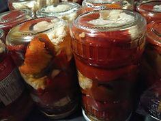 GOGOSARI OPARITI IN OTET CU ZAHAR   Diva in bucatarie Recipes, Food, Canning, Salads, Essen, Meals, Ripped Recipes, Yemek, Eten