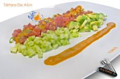 Easy Cooking, Asparagus, Seafood, Vegetables, Ethnic Recipes, Cucumber, Dressings, Avocado, Dishes